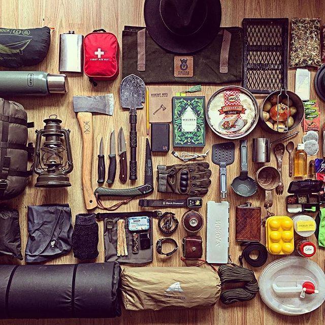 Mountaineering Equipment