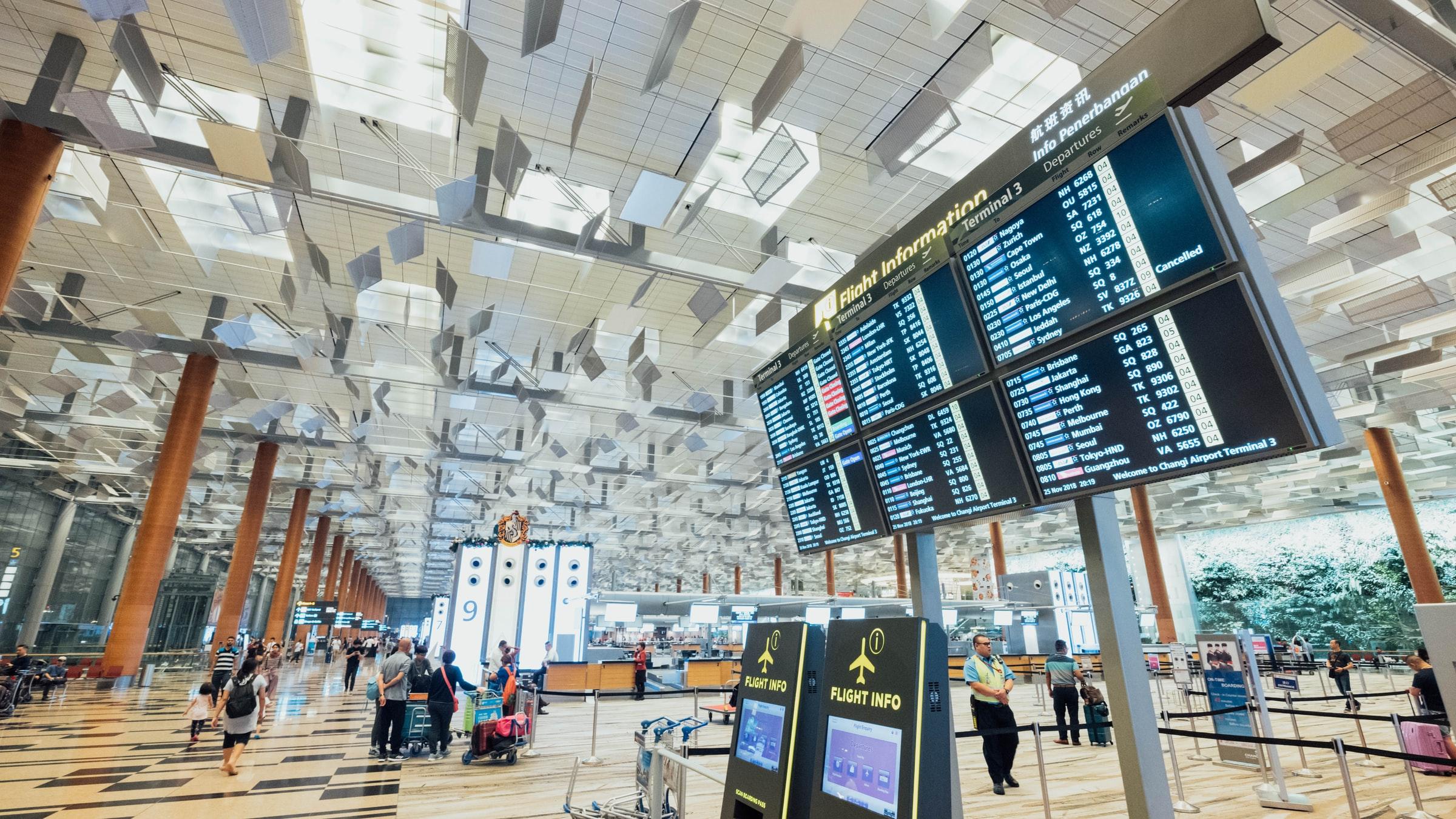 terminal security